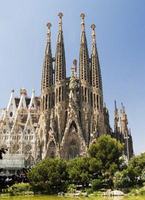 La Sagrada Familia - Gaudi